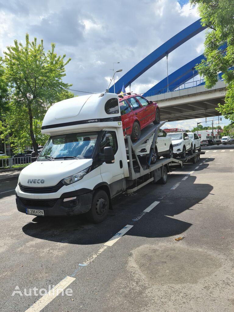 شاحنة نقل السيارات IVECO Daily 70c15.euro6