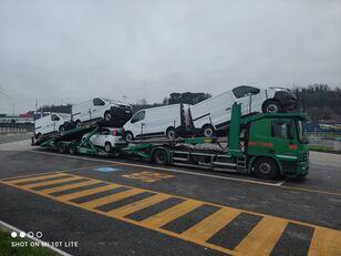 شاحنة نقل السيارات MERCEDES-BENZ Actros 1841