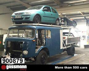 شاحنة نقل السيارات MERCEDES-BENZ LF16V LP710/32