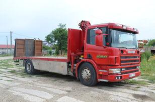 شاحنة نقل السيارات SCANIA 94D 220