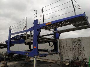 شاحنة نقل السيارات VOLVO FM 340 + العربات المقطورة شاحنة نقل السيارات