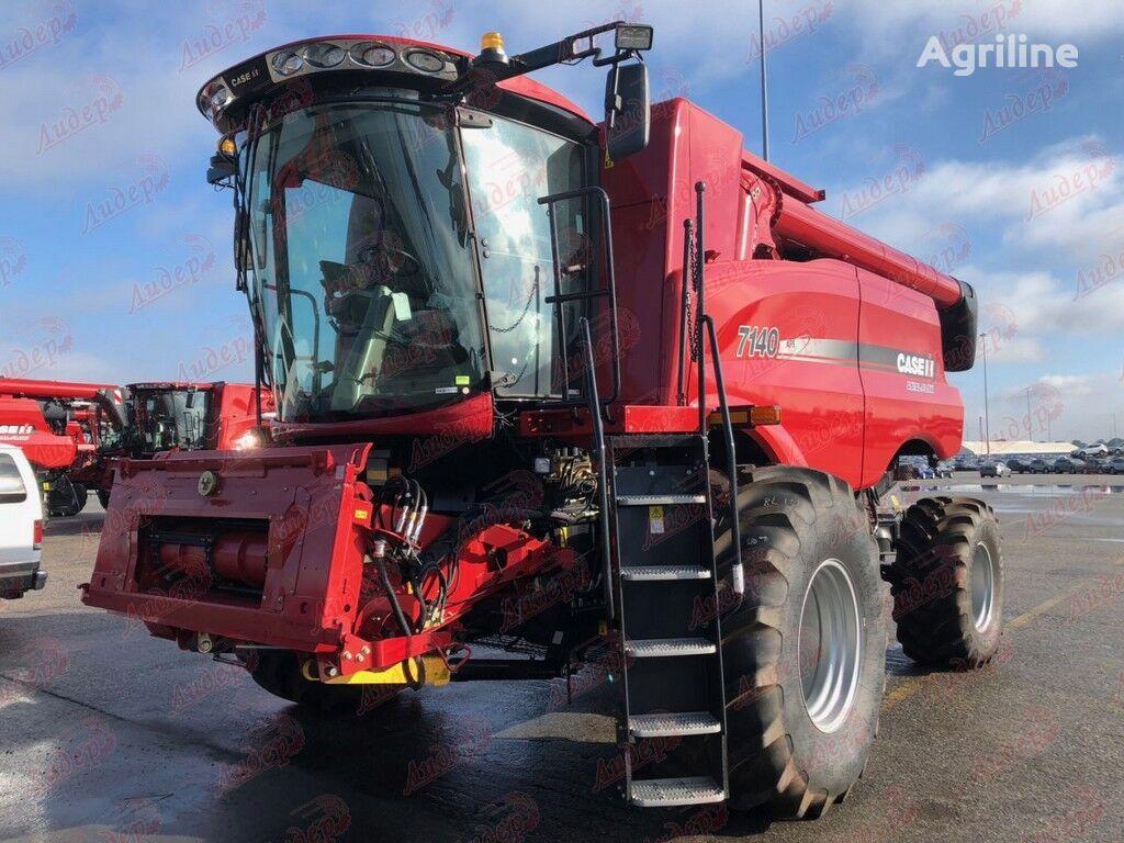 جديد ماكينة حصادة دراسة CASE IH 7140