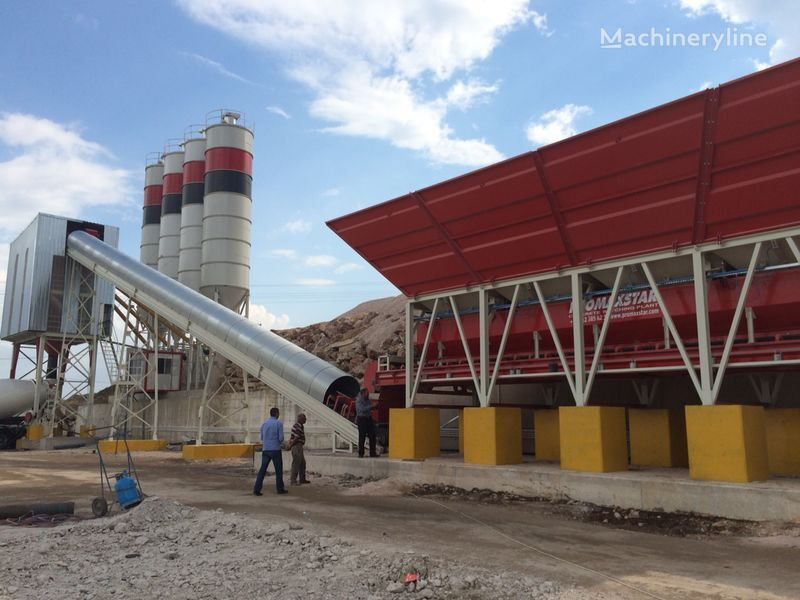 جديد ماكينة صناعة الخرسانة PROMAX STATIONARY Concrete Batching Plant S160-TWN (160m3/h)