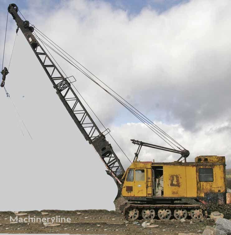 حفارة ذات الحبل للسحب MENCKM154 Cable excavator / Seilbagger