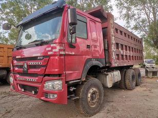 شاحنة قلابة HOWO 375
