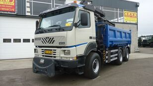 شاحنة قلابة TERBERG FM1350-WDGL 6x6 HIAB125