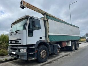 الشاحنات شاحنة الأعلاف IVECO EUROTECH 340 6X2 26T CISTERNA SILO