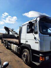شاحنة مسطحة MAN 26.502 D2840LF06 من قطع الغيار