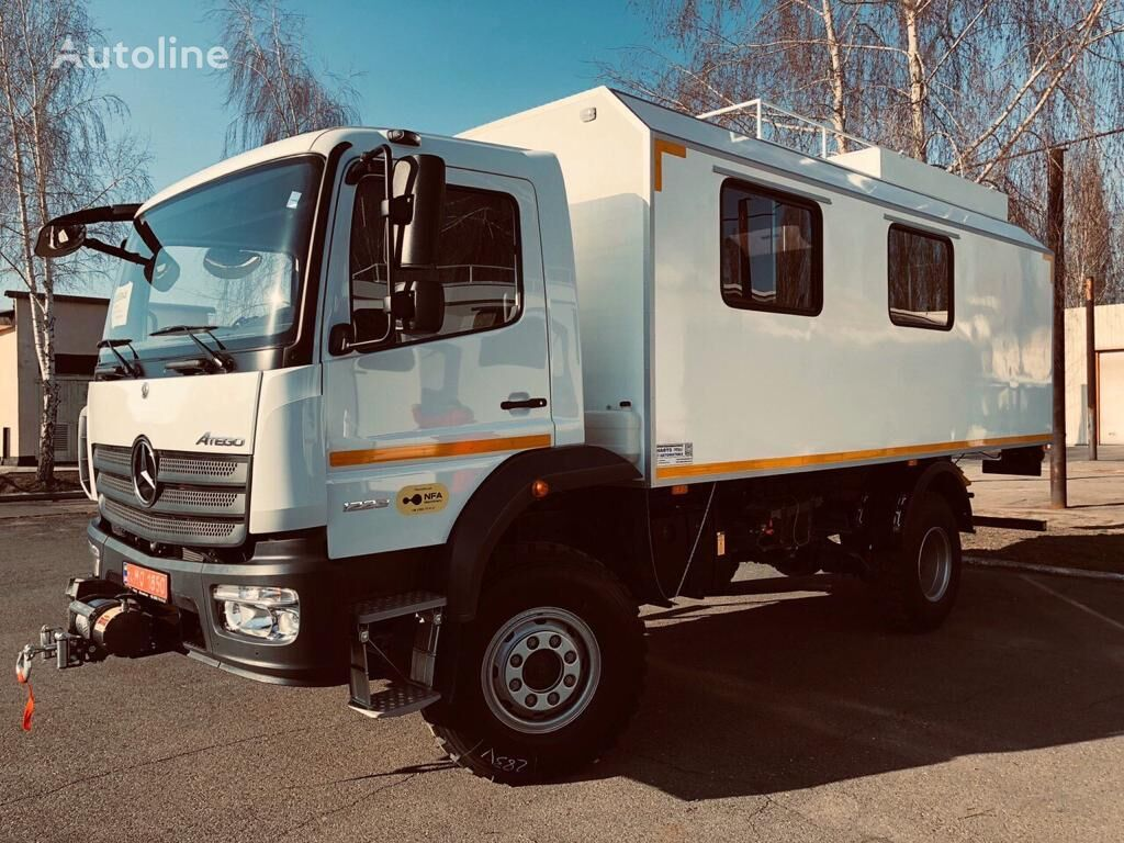 جديدة شاحنة عسكرية MERCEDES-BENZ ARM, AROK