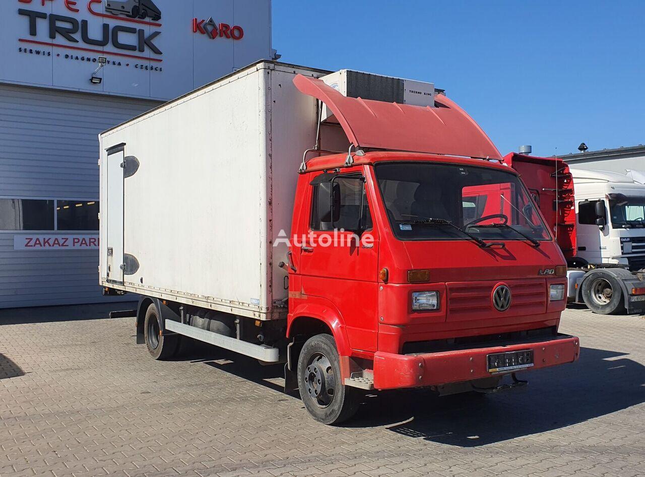 شاحنة التبريد VOLKSWAGEN L80, 4.3 D, Steel /Steel, Manual