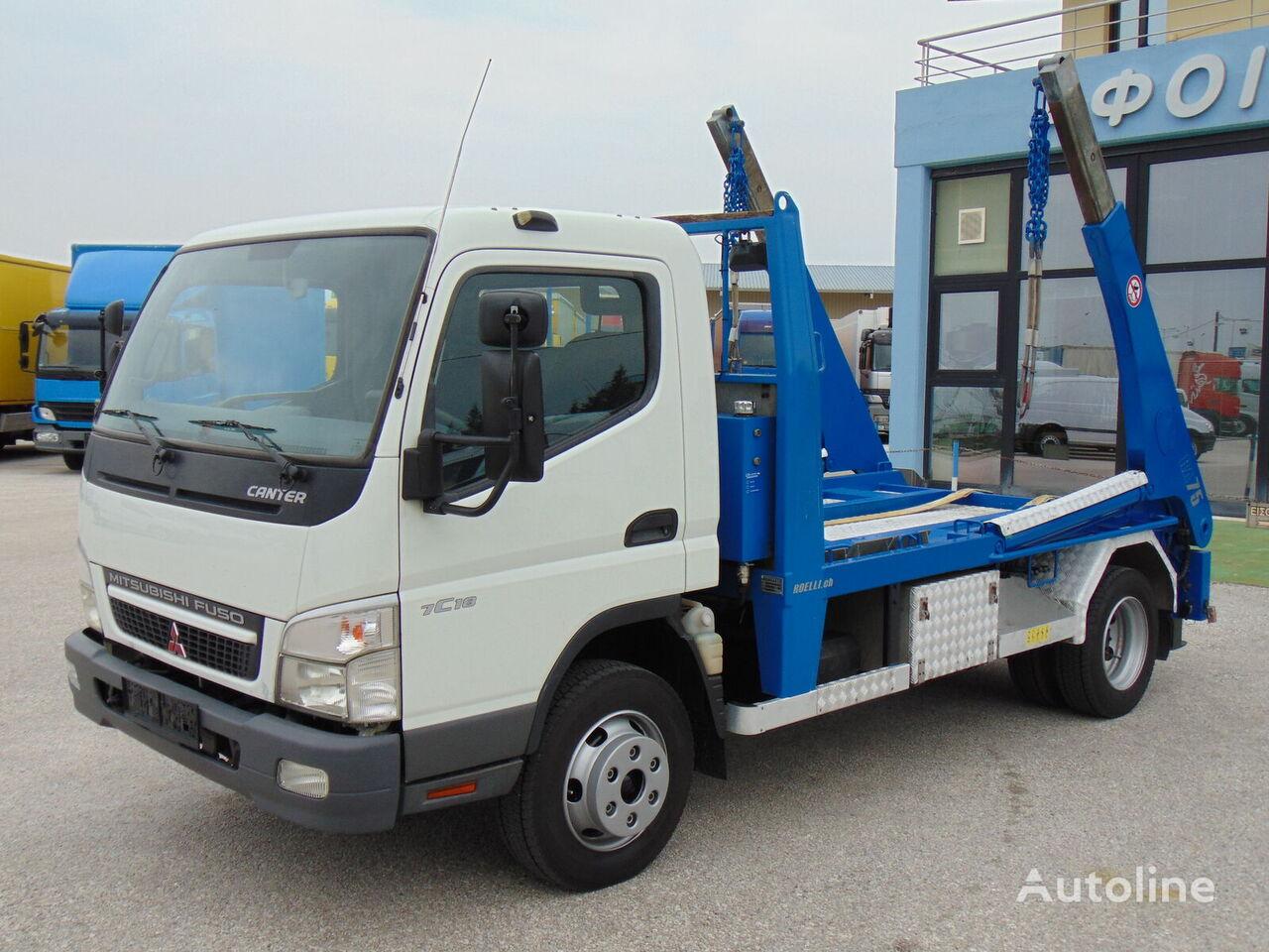 شاحنة نقل المخلفات MITSUBISHI FUSO CANTER 7C18