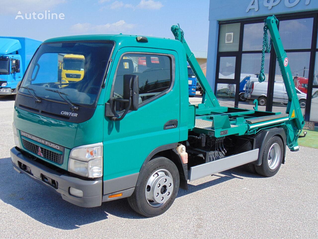 شاحنة نقل المخلفات MITSUBISHI FUSO CANTER FE85
