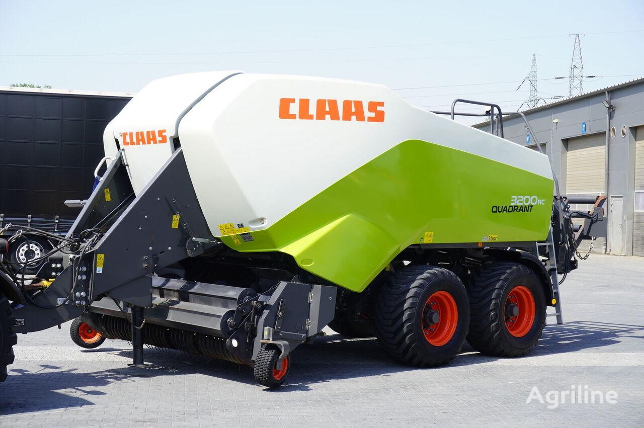 آلة جمع وكبس وحزم الأعلاف CLAAS Quadrant 3200 RC , 1.2-0.7m , tandem , 6 UNITS
