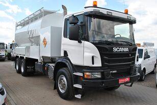 شاحنة الصهريج SCANIA P360 Mobile Explosive Manufacturing Unit Heavy Anfo MPU