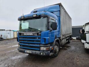 صندوق خلفي مغطى SCANIA 94D260 Exportamos a Paraguay