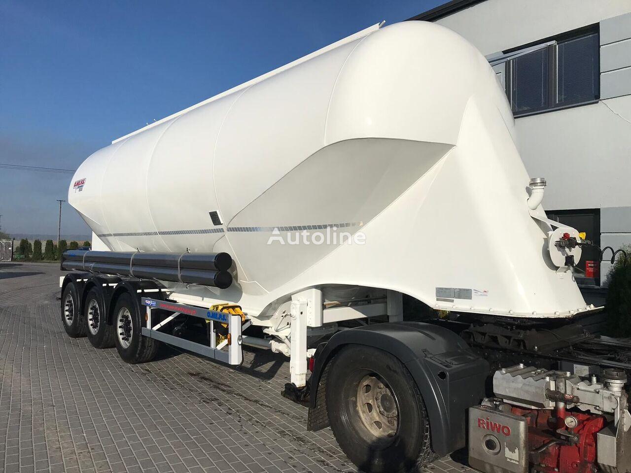 شاحنة الصهريج لنقل الإسمنت OMEPS CM39