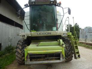 ماكينة حصادة دراسة CLAAS Lexion 480
