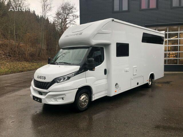 جديد شاحنة نقل الخيول IVECO Pferdetransporter
