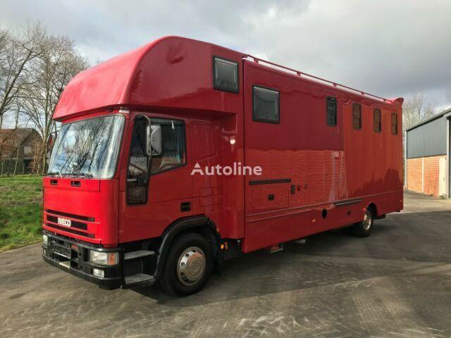 شاحنة نقل الخيول IVECO Pferdetransporter