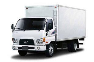 جديدة شاحنة مقفلة HYUNDAI HD78 промтоварный фургон