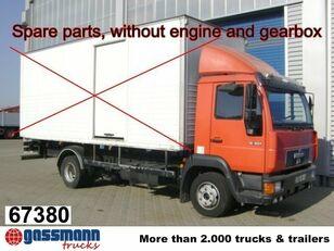 شاحنة مقفلة MAN L73 / 12.224