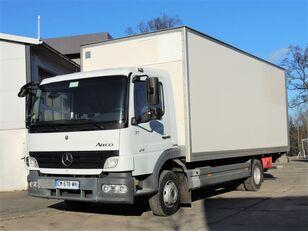 شاحنة مقفلة MERCEDES-BENZ Atego 818 kontener, 2012rok, EURO 5, AdBlue, DHOLLANDIA