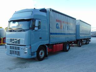 شاحنة مقفلة VOLVO FH 480