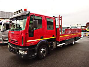 شاحنة نقل السيارات IVECO  120E240 MACHINEN TRANSPORT
