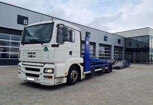 شاحنة نقل السيارات MAN TGA 18.400 (1273)