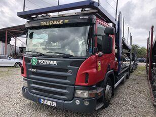 شاحنة نقل السيارات SCANIA P400