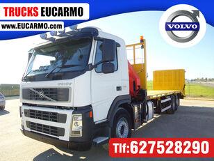 شاحنة نقل السيارات VOLVO FM12 380
