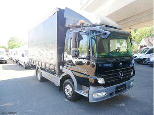 شاحنة ذات أغطية جانبية MERCEDES-BENZ 924