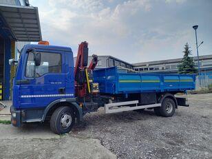 شاحنة قلابة STAR MAN TGL 12.220