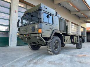شاحنة مسطحة MAN HX 18.330 4x4 Allrad Neuwertig