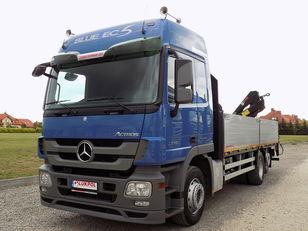 شاحنة مسطحة MERCEDES-BENZ ACTROS 2541