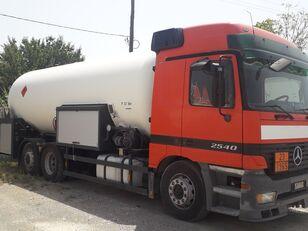 شاحنة نقل الغاز MERCEDES-BENZ ACTROS 2540