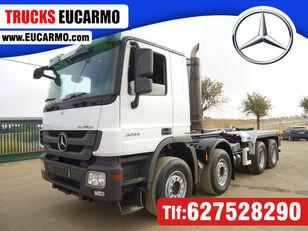 شاحنة ذات الخطاف MERCEDES-BENZ ACTROS 32 44