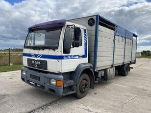 شاحنة نقل المواشي MAN 14.224 4x2 Animal transport