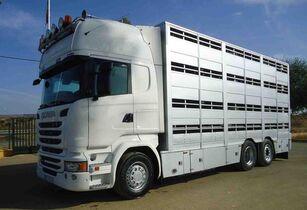 شاحنة نقل المواشي SCANIA R 490