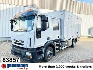شاحنة عسكرية IVECO EuroCargo 120E250 4x2