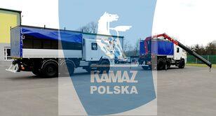 جديدة شاحنة عسكرية KAMAZ 6x6 SERWISOWO-WARSZTATOWY