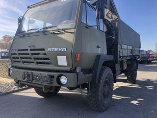 شاحنة عسكرية STEYR 1291.320 P43/M 4x4 Pritsche mit Plane