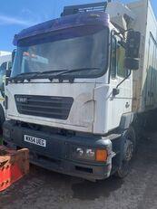 شاحنة التبريد ERF ECM 2004/2003 BREAKING FOR SPARES من قطع الغيار
