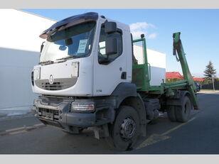 شاحنة نقل المخلفات RENAULT ramenový nosič kontejnerů EURO 4