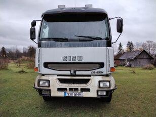 شاحنة نقل الأخشاب SISU E12M