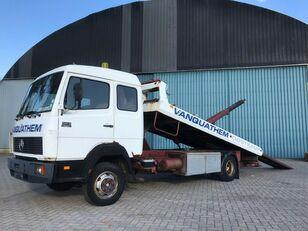سحب شاحنة MERCEDES-BENZ Ecoliner 914  mit ISOLI   Aufbau und Brille