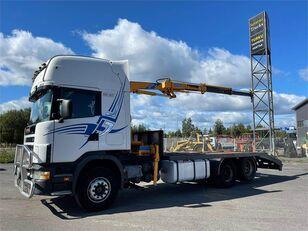 سحب شاحنة SCANIA R 144-530 GB-6X2